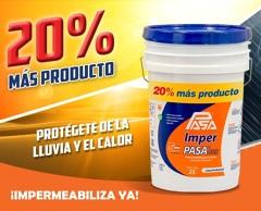 Impermeabilizante Acrílico IMPERPASA 5-A