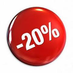 PROMOCION DEL MES 20 % DE DESCUENTO EN PINTURA