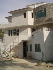 Proyecto y Construccion de Residencia