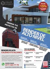 RECIBE EL 15% DE DESCUENTO EN TU PRIMER PROYECTO!!