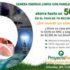 Ahorra con paneles solares sin invertir un peso!