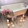 Baño de época