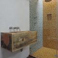 Baño, Casa Mello. Metepec, Toluca.