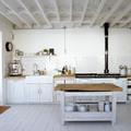 Cocina estilo escandinavo