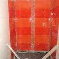 Colocación de azulejo en baños
