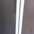Colocación lamparas duplex.