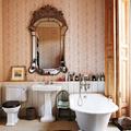 cuarto de baño eclectico