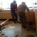 Desmantelado de cocina