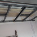 Estructura para piso de tapanco.
