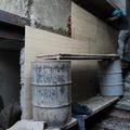 Mármol en muros de fachada