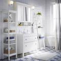 mueble blanco con patas