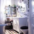 mueble blanco de estilo vintage