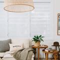 Sala con decoración Nesting