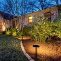 protege tu casa con iluminación exterior