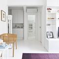 Sala con aire acondicionado