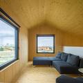 Vivienda sustentable madera