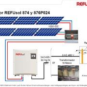 3 Instalación de paneles solares Sistema interconectado