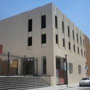 Construcción del Centro Cultural y Educativo del SNTISSSTE