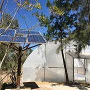ENERGIA SOLAR EN INVERNADEROS