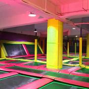 Parque de trampolines GDL