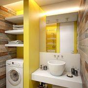 baño con área de lavado