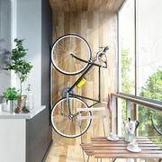 bici en balcon