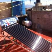 """Calentador Solar Colonia """"El Tejolote"""""""