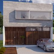 Casa AQ Fachada