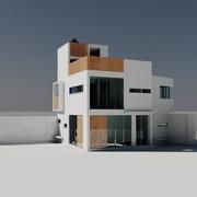 Casa Habitación Pequeña