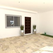Proyecto Remodelación-Ampliación para Casa.