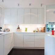 Cocina con iluminación natural