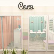 Coco Nail Bar .