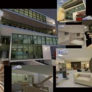 Distribuidores Comex - Collage de proyectos residenciales y construcción