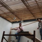 Colocación marimba