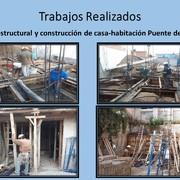 Construcción de casa-habitacional