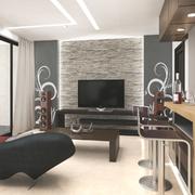 diseño de interior sala comedor