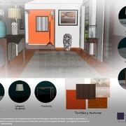 Diseño interior | Recibidor