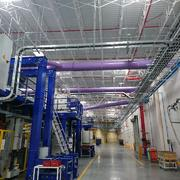 Suministro e instalacion de Ducteria de Acero al Carbon