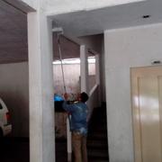 Pintura interior de Edificio en Colonia Irrigacion.