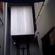 Elevador Hidráulico exterior 1 piso y 2 estaciones
