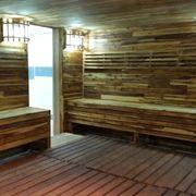Entrada Sauna Hombres YMCA