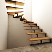Distribuidores Durock - Escalera Casa Paulo E.
