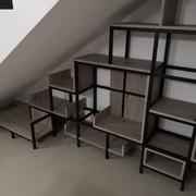 Distribuidores Helvex - Utilizando los huecos debajo de la escalera