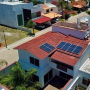 Instalación residencial en Querétaro