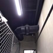 Aire acondicionado gimnasio