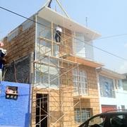 Remodelación y construcción de casa habitación