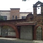 Residencia fam. Guzmán. Col. Ciudad Jardín, Coyoacan. D.F.