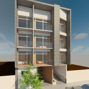 Distribuidores Sherwin Wiliams - Proyecto Arquitectonico Departamentos
