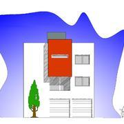 Distribuidores Sayer lack - proyecto para ampliación de casa habitación denarios