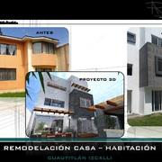 Remodelación Casa - Habitación